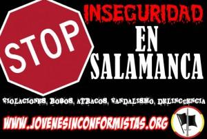 Stop inseguridad